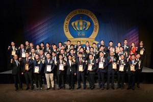 Vietjet được vinh danh 'Thương hiệu chất lượng dịch vụ' tại Hàn Quốc