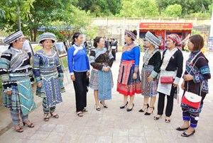 Lào Cai: Chú trọng đào tạo cán bộ người dân tộc thiểu số
