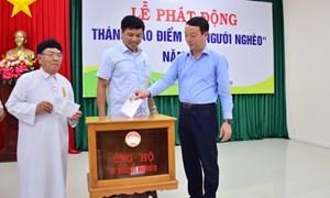 Thừa Thiên - Huế: Tập trung hỗ trợ hộ nghèo thuộc dự án di dời khu vực I Kinh thành Huế