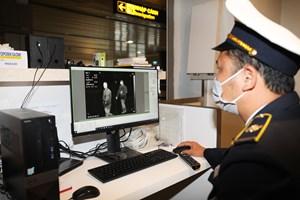 Phòng, chống dịch Corona tại sân bay Vân Đồn