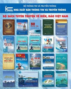 Xuất bản bộ sách về biển đảo Việt Nam