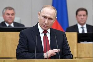 Tổng thống Putin: 'Sa hoàng chỉ ra lệnh, còn tôi vẫn làm việc'