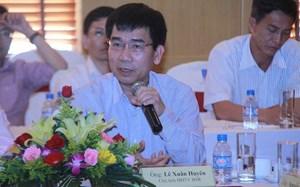 Chủ tịch HĐQT Công ty Lọc hóa dầu Bình Sơn được bổ nhiệm làm tân Phó Tổng giám đốc PVN