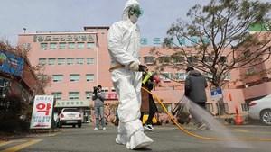 Hàn Quốc có ca tử vong thứ 9 vì virus corona