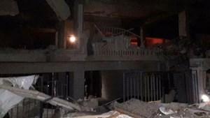 Syria: Tấn công gần Đại sứ quán Liban