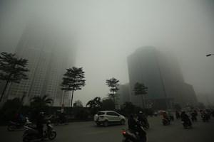 Ô nhiễm không khí: Đâu là nguyên nhân