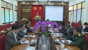 Lâm Đồng: Hội nghị tổng kết công tác đối ngoại năm 2019
