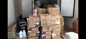 Hà Nội: Cảnh sát môi trường thu giữ số lượng lớn nguyên liệu trà sữa không rõ nguồn gốc