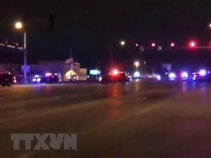 Lại xả súng gây thương vong nghiêm trọng tại một quán bar ở Mỹ