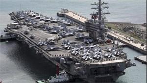 3 hàng không mẫu hạm Mỹ tập trận chung với Hàn Quốc