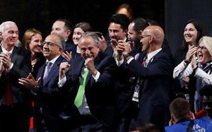 3 quốc gia Bắc Mỹ được chọn làm chủ nhà World Cup 2026