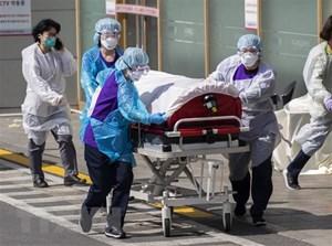 Số ca nhiễm Covid-19 ở Hàn Quốc tăng lên 7.382, đã có 51 người chết