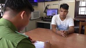 Đà Nẵng: Bắt nhóm thanh, thiếu niên chuyên đập kính ô tô, trộm tài sản