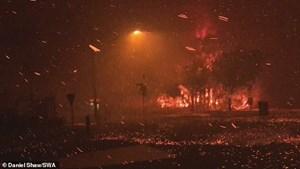 Cháy rừng bất thường tại Australia