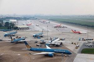 Từ 12h trưa ngày 1/3, các sân bay Nội Bài, Tân Sơn Nhất ngừng đón các chuyến bay từ Hàn Quốc