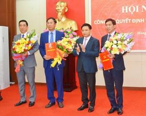 Chủ tịch UBND TP giữ chứcPhó Bí thư Thành uỷ Móng Cái
