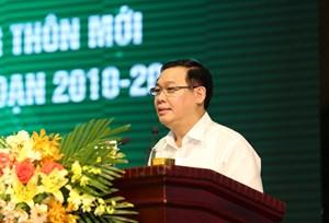 BẢN TIN MẶT TRẬN: Hội nghị tổng kết Chương trình mục tiêu Quốc gia xây dựng NTM vùng Đồng bằng sông Hồng và Bắc Trung Bộ giai đoạn 2010 - 2020