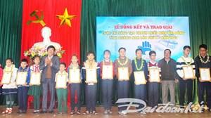 39 đề tài đạt giải cuộc thi sáng tạo thanh thiếu niên, nhi đồng tỉnh Quảng Nam