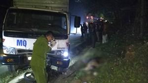 Thanh Hóa: Tai nạn giao thông nghiêm trọng, 3 người chết, 1 người bị thương