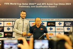 Vòng loại World Cup 2022: Indonesia - Việt Nam: Tự tin chiến thắng