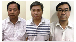 Truy tố nguyên Phó Chủ tịch UBND TP Hồ Chí Minh Nguyễn Hữu Tín và 4 đồng phạm