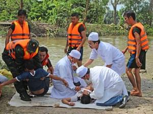 Kiện toàn Ban Chỉ huy phòng, chống thiên tai và tìm kiếm cứu nạn