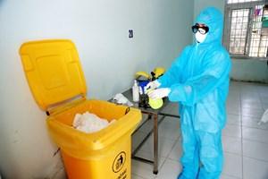 Thực hiện phân loại, xử lý chất thải hàng ngày tránh phát tán mầm bệnh Covid-19