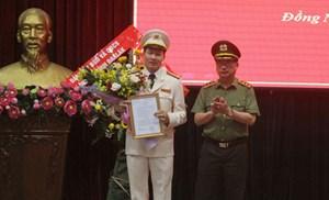 Đồng Nai có tân Giám đốc Công an tỉnh 43 tuổi