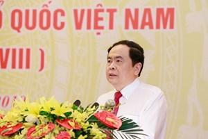 BẢN TIN MẶT TRẬN: Hội nghị Ủy ban Trung ương MTTQ Việt Nam lần thứ mười