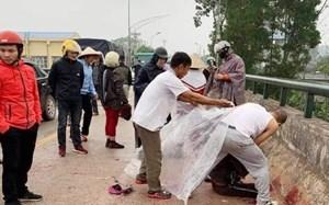Thái Nguyên: Người đàn ông ép hai mẹ con ngã xe máy rồi rút dao chém