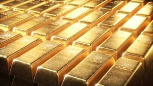 Giá vàng tăng tuần thứ hai liên tiếp trong tháng 4