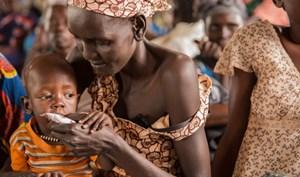 Các nước miền Nam châu Phi thiếu lương thực trầm trọng