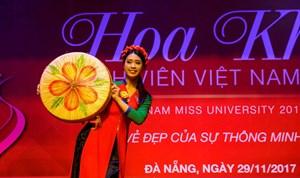 45 thí sinh lọt vào vòng chung kết Hoa khôi Sinh viên Việt Nam