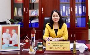 BẢN TIN MẶT TRẬN: Phó Chủ tịch Ủy ban MTTQ Việt Nam tỉnh Bắc Giang Diêm Hồng Linh trả lời phỏng vấn báo Đại Đoàn Kết