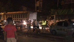 Hà Nội:Tạm giữ 3 đối tượng hành hung cảnh sát giao thông