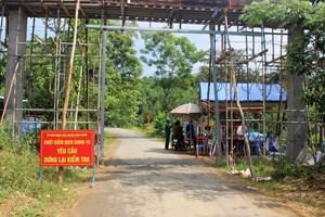 Quảng Nam: Chuẩn bị khởi tố 2 đối tượng hành hung Công an tại chốt kiểm dịch