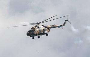 Nga: Rơi máy bay trực thăng quân sự, phi hành đoàn thiệt mạng