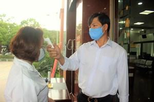 Tam Kỳ (Quảng Nam): Niềm vui ngày đầu đi làm trở lại sau giãn cách xã hội