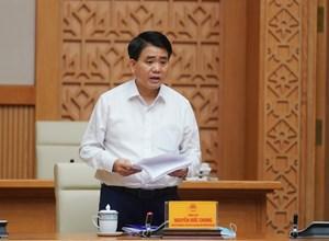 Hà Nội đề nghị Chính phủ tháo gỡ đầu tư công