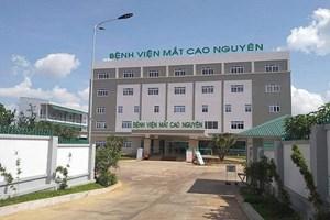 Gia Lai: 190/220 hồ sơ bệnh án vi phạm tại Bệnh viện Mắt Cao Nguyên