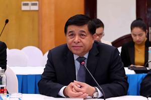 Bộ trưởng Nguyễn Chí Dũng âm tính với Covid-19