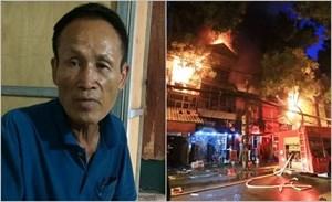 Truy tố ông Hiệp 'khùng' trong vụ cháy nhà trọ gần Bệnh viện Nhi Trung ương