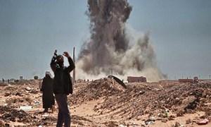 Xung đột giữa các phe phái ở Libya lan rộng