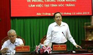 BẢN TIN MẶT TRẬN: Chủ tịch Trần Thanh Mẫn làm việc tại Sóc Trăng về công tác phòng, chống tham nhũng năm 2019