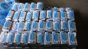 Quảng Ngãi: Tạm giữ 3.850 chiếc khẩu trang y tế không rõ nguồn gốc