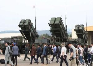 Hàn Quốc đưa tên lửa Patriot vào thủ đô Seoul