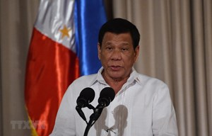 Philippines-Mỹ căng thẳng xung quanh vụ bắt giữ Thượng nghị sỹ De Lima