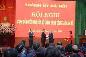 Ông Hoàng Trung Hải làm Phó Thường trực Tiểu ban văn kiện Đại hội XIII