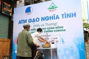 Đắk Lắk: 'Cây ATM' gạo nghĩa tình cho người nghèo giữa tâm dịch
