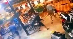 Điều tra về clip 8 thanh niên hành hung 1 cô gái